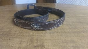 Ariat 2007 Leather Belt for Sale in North Little Rock, AR