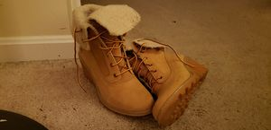 Timberland boots- Women's size 7-1/2 for Sale in Rockville, MD