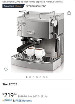 Espresso Maker - Delonghi EC702 for Sale in Las Vegas, NV
