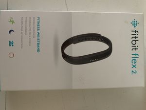 Fitbit flex2 NEW sealed box for Sale in Rancho Cucamonga, CA