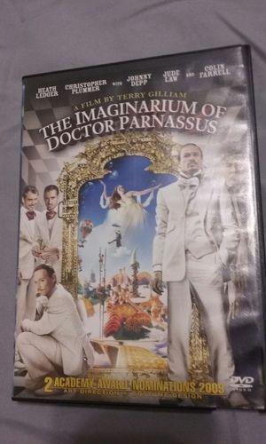 The imaginarium of Doctor Parnassus for Sale in La Verne, CA