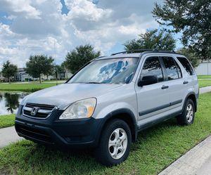 2002 Honda CR-V for Sale in Gibsonton, FL