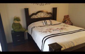 3 piece Queen bedroom set for Sale in Fort Worth, TX
