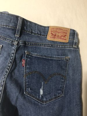 Levi jeans for Sale in Egg Harbor City, NJ