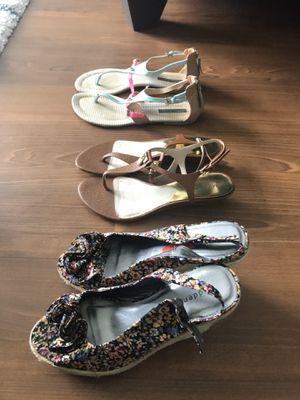 Designer Spring Sandals and Wedges for Sale in Nashville, TN
