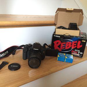 Canon Rebel T3i for Sale in Boston, MA