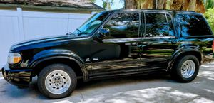2000 FORD EXPLORER XLT 5.0 GT40 MOTOR w/B303 Cam, 3.73 Posi Rear, B&M 3000 RPM Converter, A-C, Leather, FAST for Sale in Fort Pierce, FL