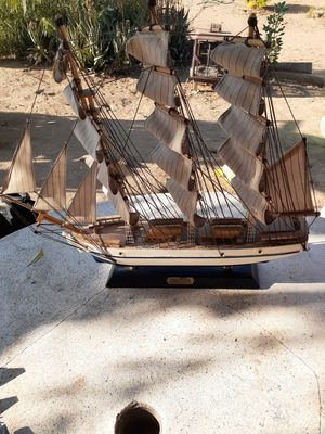 Model ship for Sale in Perris, CA