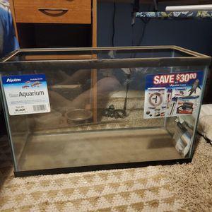 Brand new 29 Gallon Fish Tank for Sale in Clovis, CA