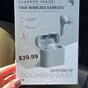 Sharper Image True Wireless earbuds for Sale in Hampton, VA