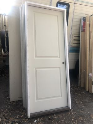 140$ Exterior Door With Frame For Sale Brand New! for Sale in Fort Worth, TX