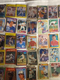 Baseball Cards Collection for Sale in Pasadena,  CA