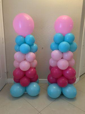 Balloon Columns for Sale in Chandler, AZ