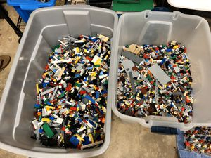 Clean legos $6 per pound for Sale in Raleigh, NC