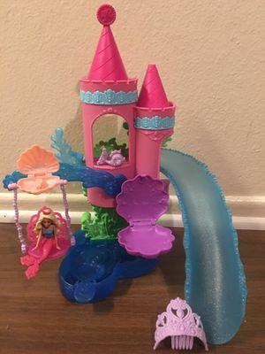 Mini Barbie Splash and Slide Bath Playset for Sale in Los Angeles, CA