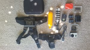 GoPro Hero 3+ with Accessories for Sale in Hayward, CA