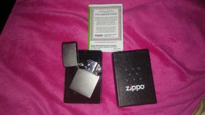 Vintage chrome Zippo lighter for Sale in Normal, IL