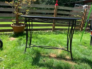 Console/couch table for Sale in Renton, WA