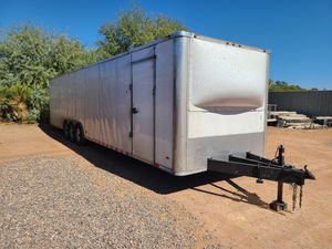 2019 Freedom 36 foot enclosed trailer for Sale in Gilbert, AZ