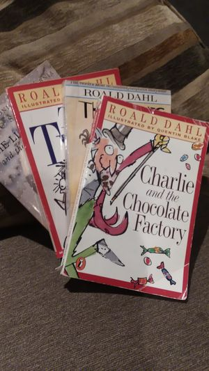 Charlie and the Chocolate Factory and more for Sale in Whittier, CA