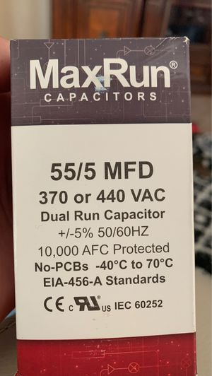 Capacitor Air Conditioner for Sale in Gilbert, AZ