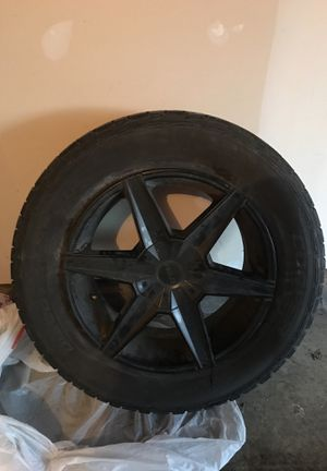 Jeep wheels and accessories for Sale in Columbus, OH