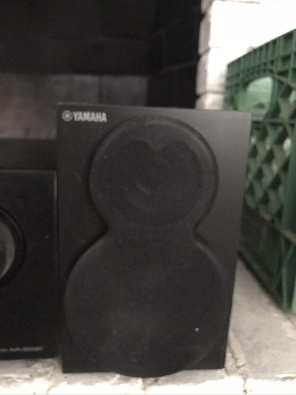 Polk/Yamaha Speakers $25 OBO