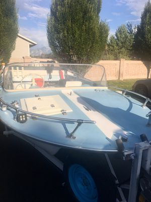 1965 Sea Cat 90 Hp Johnson out board for Sale in Salt Lake City, UT