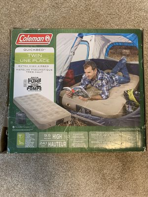 Twin size air mattress for Sale in Seattle, WA