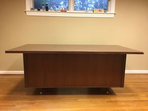 Vintage Executive Desk for Sale in Lilburn, GA
