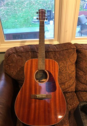 Fender Acoustics All Mahogany + case for Sale in New Rochelle, NY