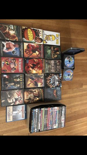 60+ DVD COLLECTION for Sale in Whittier, CA