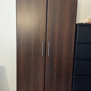 Two Doors Storage Wardrobe for Sale in New York, NY