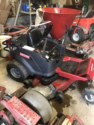 Craftsman zero turn lawn mower for Sale in Cecil-Bishop, PA