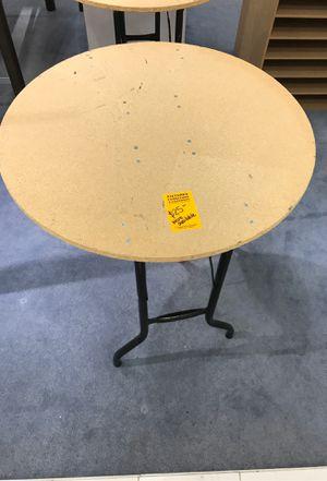 Folding service tables for Sale in Nashville, TN