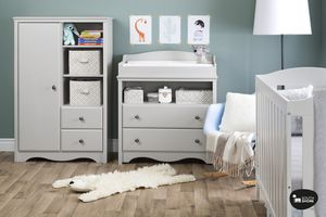 South Shore Angel Changing Table with Drawers, for Sale in Houston, TX