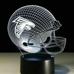 Atlanta Falcons NFL Night Light Lamp for Sale in Evesham Township, NJ