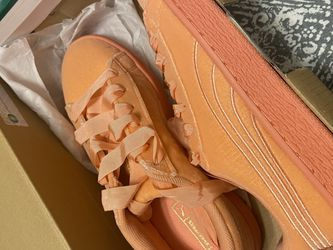 Peach pumas for Sale in Baltimore,  MD
