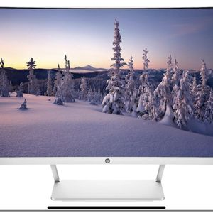HP 27 Z4N74AA#ABA 27 Curved LED Monitor, Pike HP27SC1 for Sale in Queens, NY