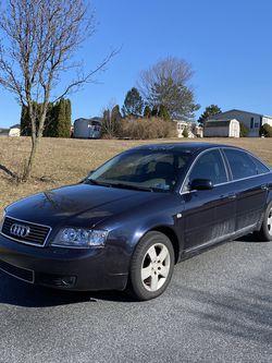 2003 Audi A6 Quattro for Sale in Grantville,  PA