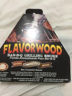 Flavor Wood BBQ grilling smoke for Sale in Phoenix, AZ