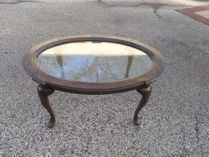 Glass Coffee Table for Sale in Skokie, IL