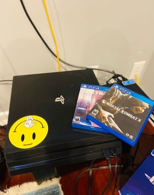 PS4 Pro 1TB for Sale in Tulsa, OK