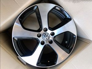 Set of MK7/7.5 GTI(2015+) OEM Wheels for Sale in Mission Viejo, CA
