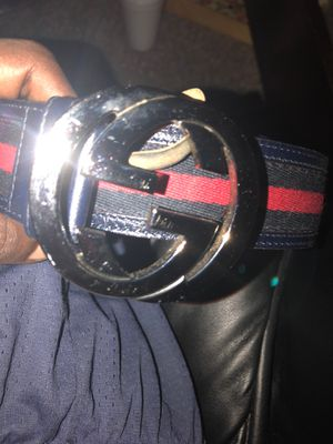 Gucci belt 34 for Sale in Dover, DE