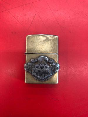 2000 XVI E brass Harley Davidson zippo for Sale in Baton Rouge, LA