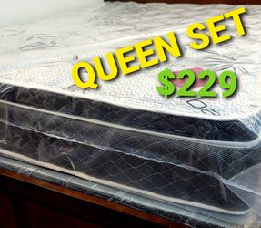 FREE DELIVER <<< QUEEN SET $229 >>> for Sale in North Las Vegas,  NV