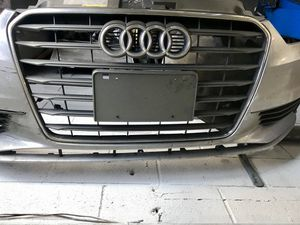 Audi A3 Front Bumper grill or complete bumper for Sale in Los Angeles, CA
