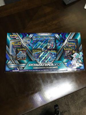 Pokemon PrimarinaGX Premium box for Sale in San Jose, CA