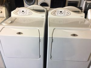 Maytag front load washer and dryer set for Sale in San Luis Obispo, CA